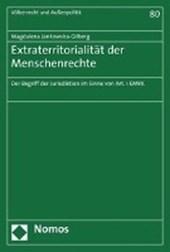 Extraterritorialität der Menschenrechte