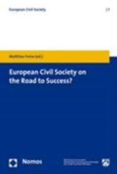 European Civil Society on the Road to Success?