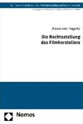 Die Rechtsstellung des Filmherstellers