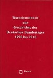 Datenhandbuch zur Geschichte des Deutschen Bundestages 1990 bis