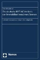 Die deutsche REIT-AG im Kreis der Immobilieninvestmentformen