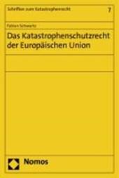 Das Katastrophenschutzrecht der Europäischen Union