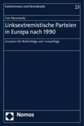 Linksextremistische Parteien in Europa nach