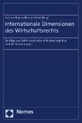 Internationale Dimensionen des Wirtschaftsrechts