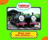 Thomas und seine Freunde: Geschichtenbuch 15: Wenn zwei sich streiten ..