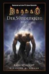 Diablo 05. Der Sündenkrieg 01 - Geburtsrecht