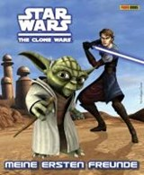 Star Wars The Clone Wars Kindergartenfreundebuch | auteur onbekend |