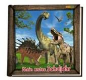 Dinosaurier Schulstartalbum