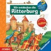 Wieso? Weshalb? Warum? Wir entdecken die Ritterburg. CD
