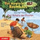 Das magische Baumhaus 04. Der Schatz der Piraten. CD