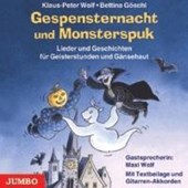 Gespensternacht und Monsterspuk | Klaus-Peter Wolf |