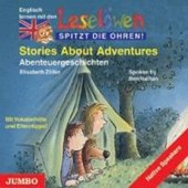 Leselöwen Stories About Adventures. CD