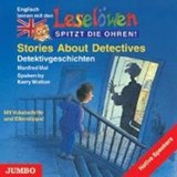 Leselöwen Stories About Detectives. CD | Manfred Mai |