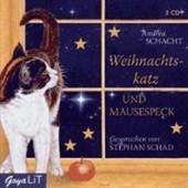 Schacht, A: Weihnachtskatz & Mausespeck/3 CDs