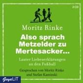 Also sprach Metzelder zu Mertesacker...