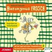 Hieronymus Frosch. Auf der Jagd nach dem Tomatenfrosch