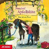 Ponyhof Apfelblüte 04. Hannah und Pinto | Pippa Young |
