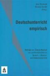 Deutschunterricht empirisch