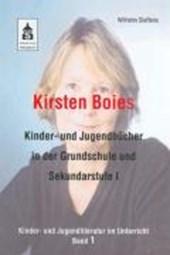 Kirsten Boies Kinder- und Jugendbücher in der Grundschule und Sekundarstufe I