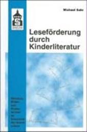 Leseförderung durch Kinderliteratur