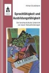 Sprachfähigkeit und Ausbildungsfähigkeit