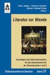 Literatur zur Wende