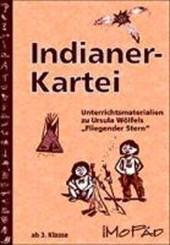 Indianer-Kartei