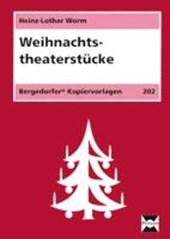 Weihnachtstheaterstücke 1. - 4. Schuljahr