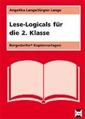 Lese-Logicals für die 2. Klasse