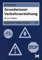 Grundwissen Verkehrserziehung
