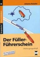 Der Füller-Führerschein - SAS