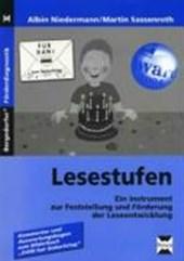 Lesestufen (1. Klasse /Vorschule)