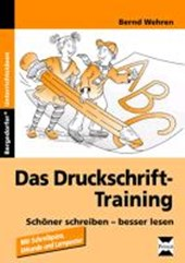 Das Druckschrift-Training