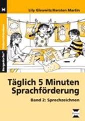 Täglich 5 Minuten Sprachförderung - Band
