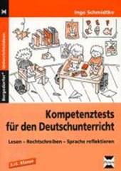 Kompetenztests für den Deutschunterricht in Klasse 3 und