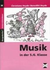 Musik in der 5./6. Klasse