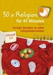 30 x Religion für 45 Minuten Klasse