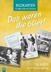 Bildkarten für Menschen mit Demenz: Das waren die 60er!