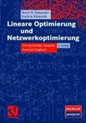 Lineare Optimierung und Netzwerk-Optimierung