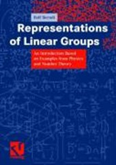 Representations of Linear Groups | Rolf Berndt |