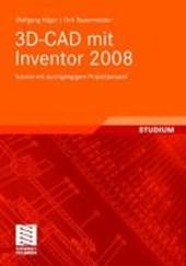 3D-CAD mit Inventor