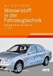 Wasserstoff in Der Fahrzeugtechnik