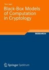 Black-Box Models of Computation in Cryptology