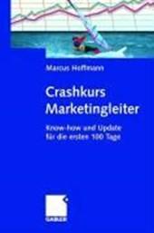Crashkurs Marketingleiter
