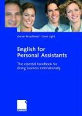 English for Personal Assistants | Annie Broadhead |