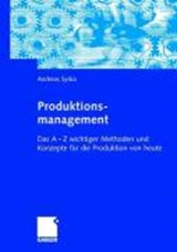 Produktionsmanagement | Andreas Syska |