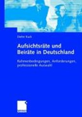 Aufsichtsräte und Beiräte in Deutschland