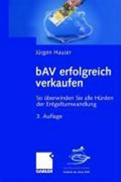 bAV erfolgreich verkaufen