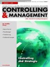 Controlling und Strategie