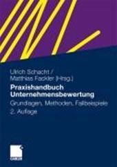Praxishandbuch Unternehmensbewertung